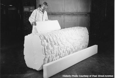 History Of Styrofoam Extruded Polystrene