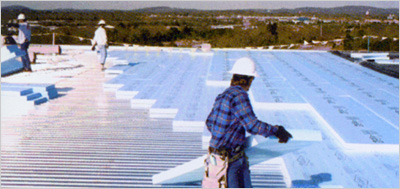 Metal Roof Deck Insulation Extruded Polystrene High