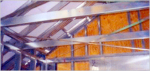 Metal Frame Insulation